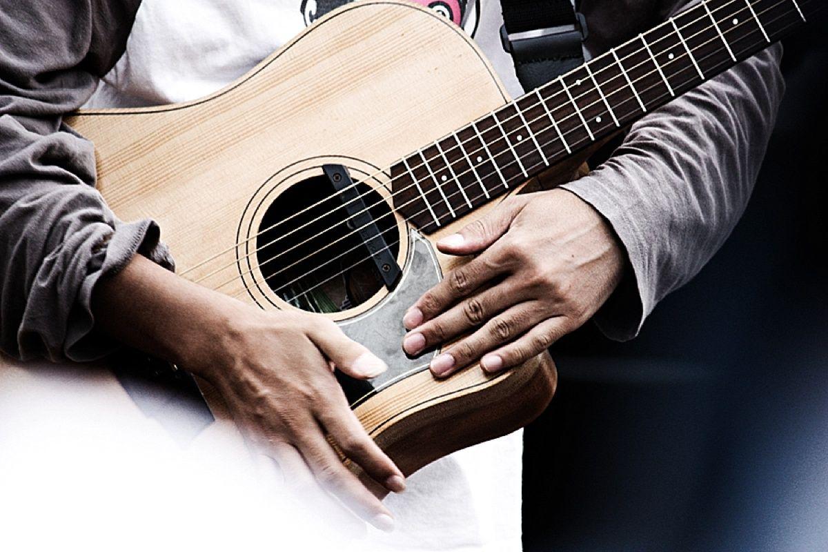 про гитару фото можно