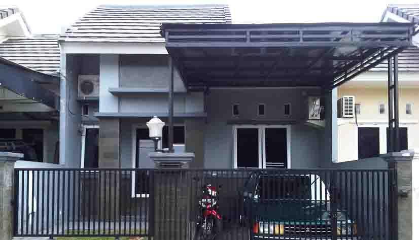 Kanopi Rumah Type 36 - Desain Rumah Idaman