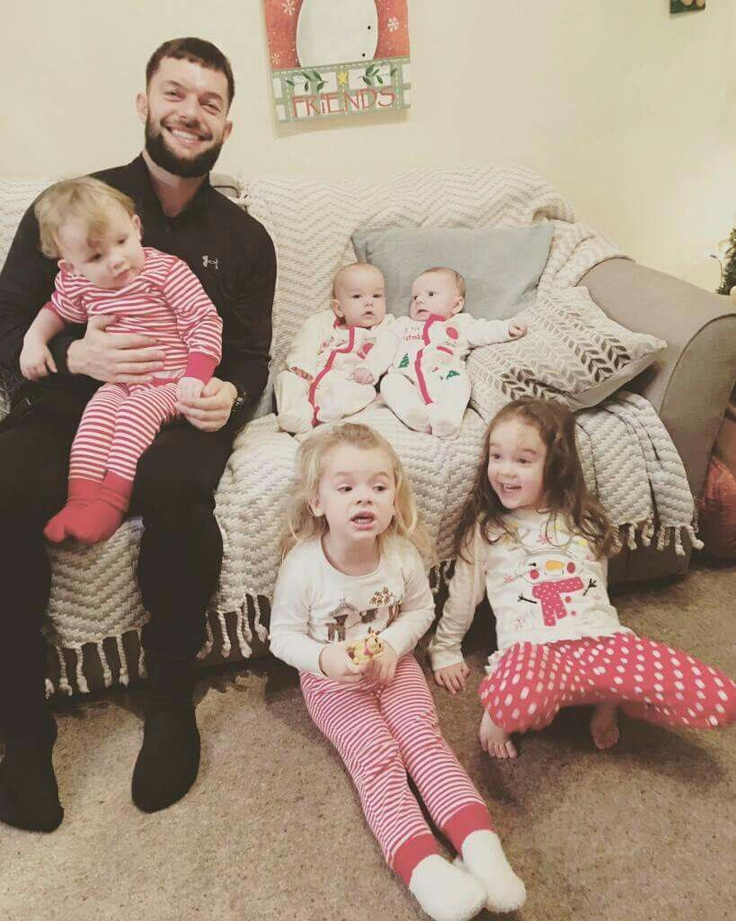 Finn Balor, Nieces,  Nephews