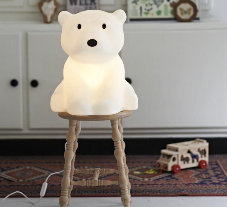 Quoi De Plus Mignon Pour Une Chambre D Enfant Que Cette Lampe En