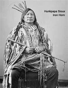 Iron Horse, Hunkpapa Sioux