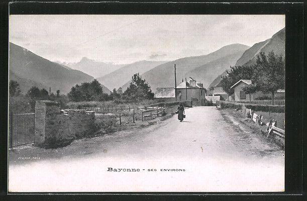 Boutique en ligne pour Cartes Postales Anciennes. Cartes postales de Code postal 64... Pyrénées ...