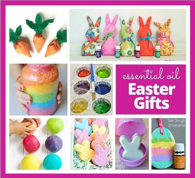 10 diy easter basket homemade gifts made with essential oils 10 diy easter basket homemade gifts made with essential oils negle Images
