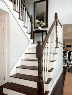 Hall Stairs And Landing Decorating Ideas Contemporary Design Traditional Staircase Stairs Design Home