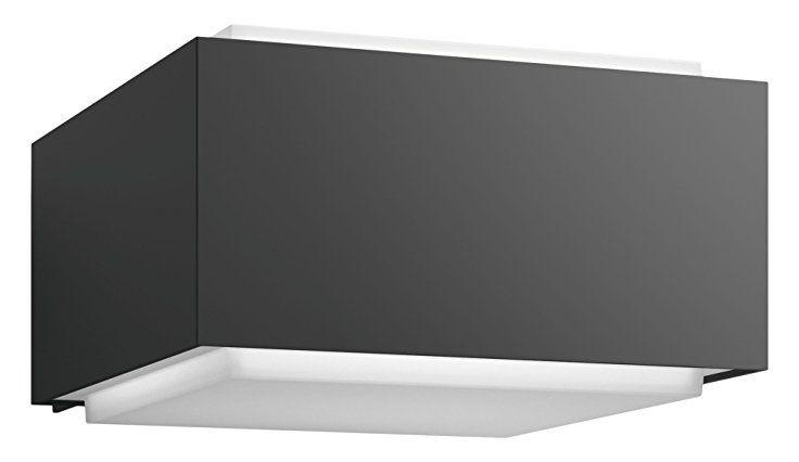 Plafoniera Esterno Philips : Philips hedgehog lampada da parete esterno grigio scuro