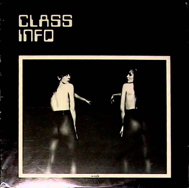 Class Info - Out Of Line (1983)