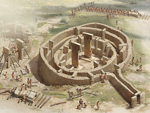 An ancient site of Göbekli Tepe in Turkey has rewritten the early history of civilization.