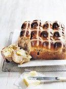 classic hot cross buns  For Easter Dinner.