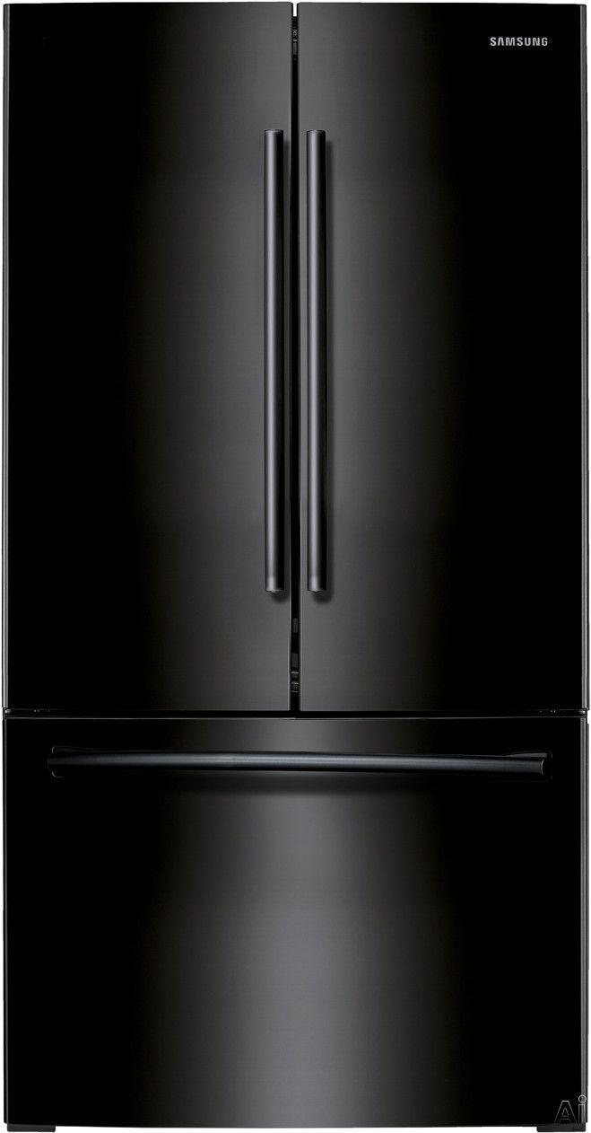 Samsung Rf261beaebc 25 5 Cu Ft French Door Refrigerator With