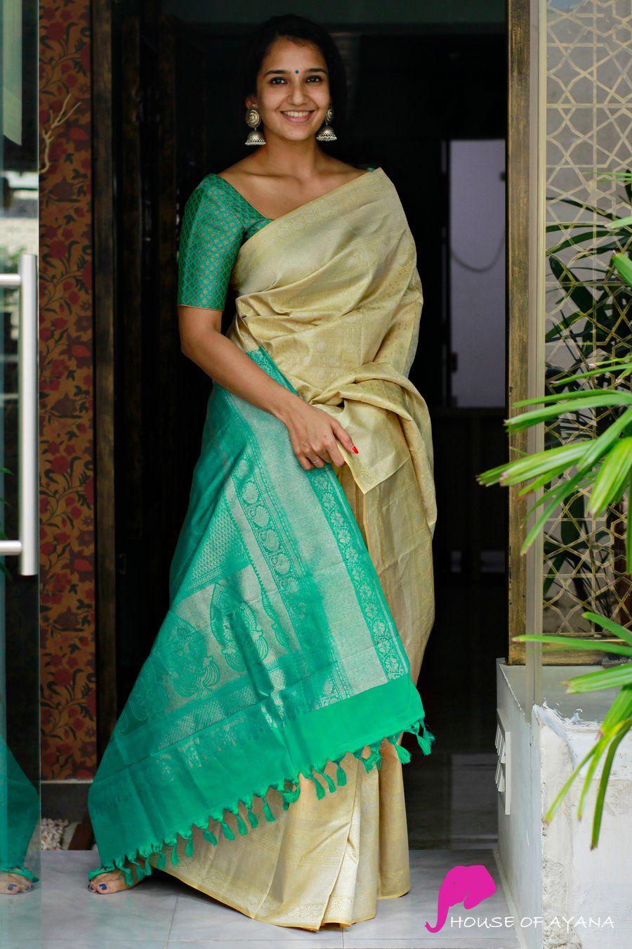 Photo of Wedding Silk Sarees Online | Buy Kanchipuram Wedding Sarees | Banarasi – House o…