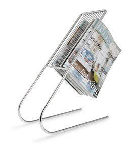 Amazon.com: j-me Float Magazine Rack: Home & Kitchen