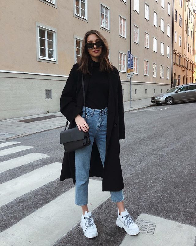 Follow These Fashion Girls for a Lesson in Minimalist Style – Oblečení