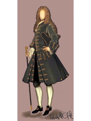 1740 Men S Fashion 18th Century Costume 18th Century Clothing 18th Century Fashion