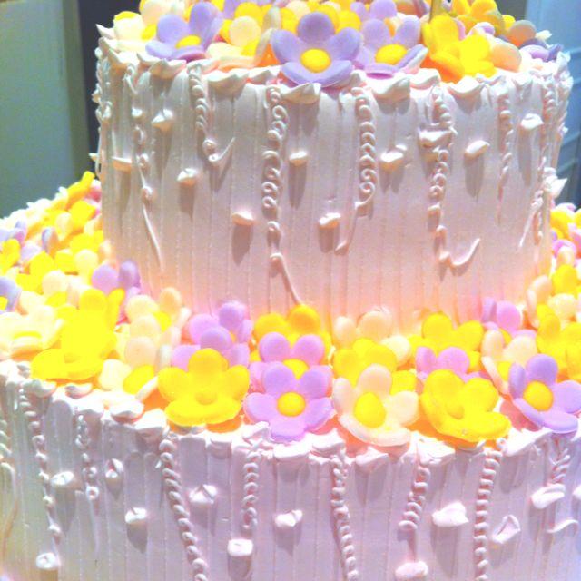 SH's 1st birthday cake