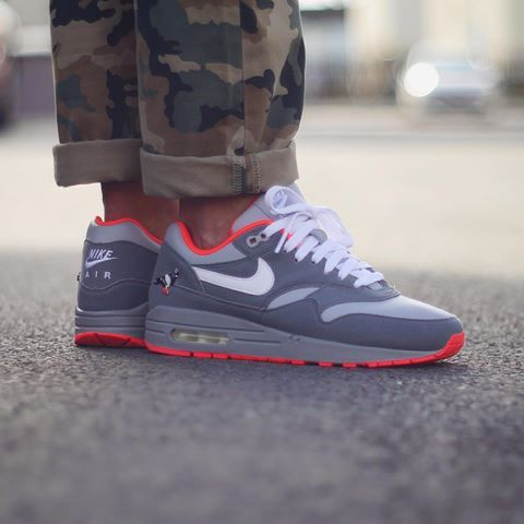 super popular 84210 9ca0d ... release date p i g e o n todays kicks nike air max 1 id jeff staple  inspired big l for