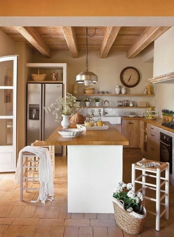Holz in der Küche kuche der holz küche Haus küchen