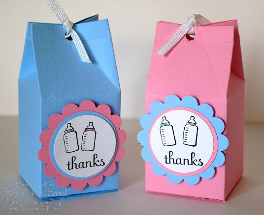 twin baby shower favors 2