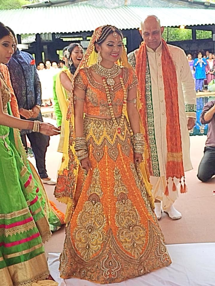 Suriname indian wedding