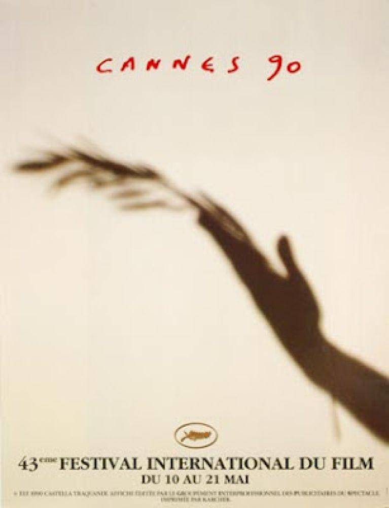 L Affiche Du Festival De Cannes A Ete Devoilee Et C Est Un Hommage A Godard Film Festival Poster Festival Cinema Cannes