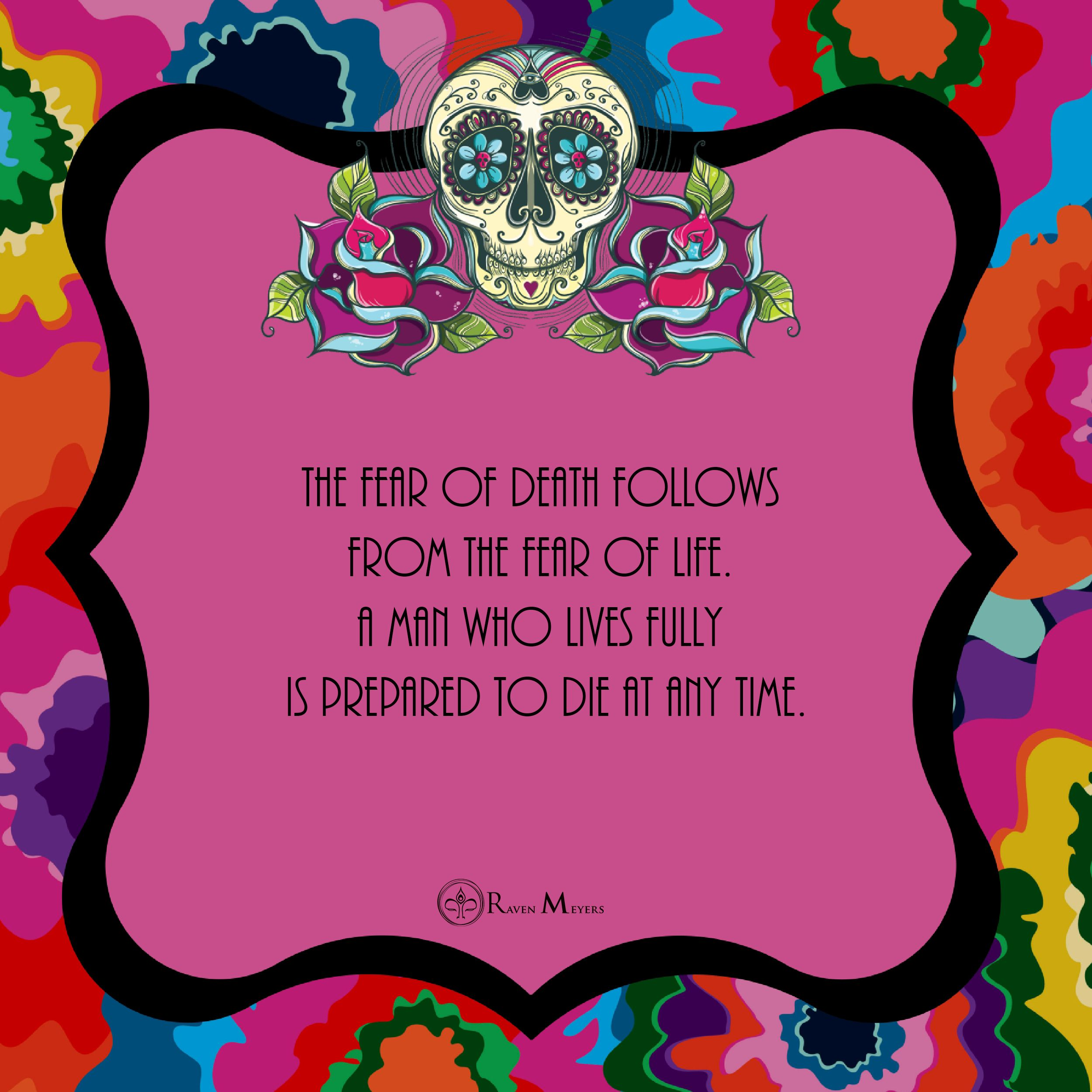 Day Of The Dead Quote Quote Dayofthedead Halloween Like This