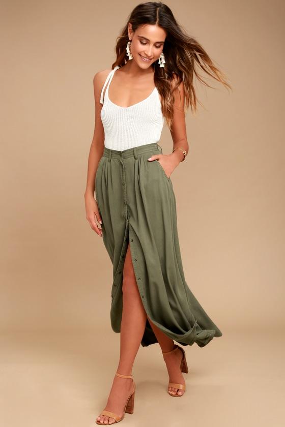 26++ Olive green maxi dress ideas information
