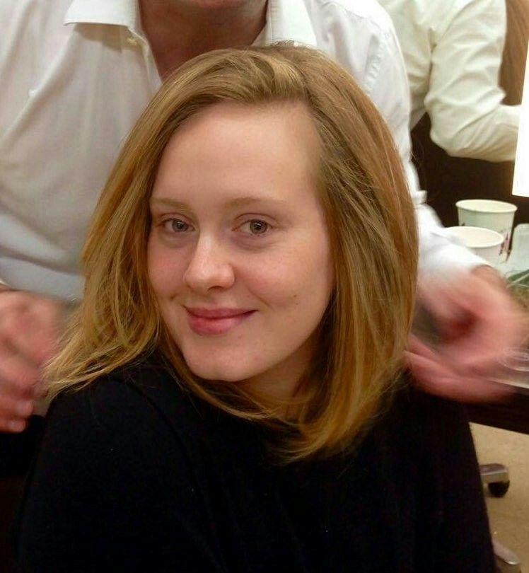 Adele No Makeup Adele No Makeup Adele Hair Adele Short Hair