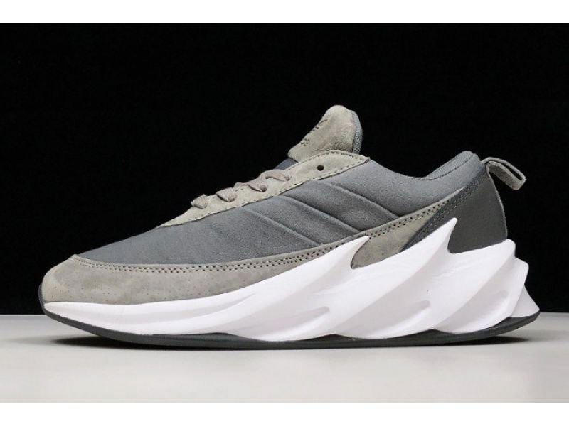 Adidas Sharks Grey/white-black Sk1916 For | Adidas, White and ...