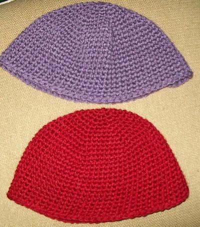 Knit Chemo Cap & Pattern « Kis*Knit   Cap patterns, Chemo ...
