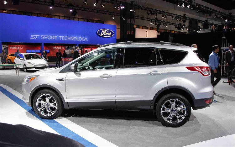 Ford Escape Ford's popular compact Sports Utility