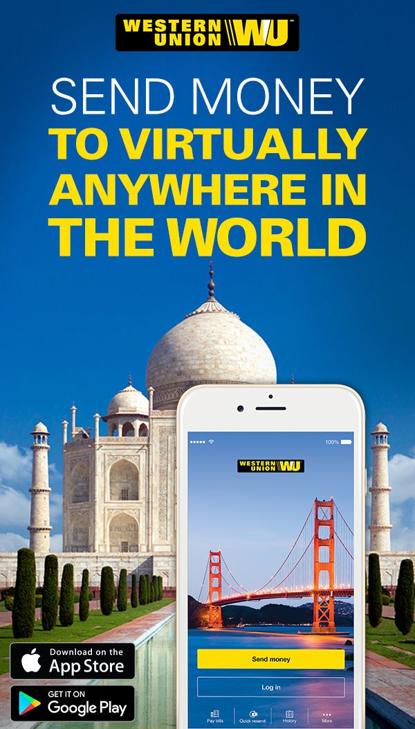 Send Money Fast With The Free Western Union Mobile You Can