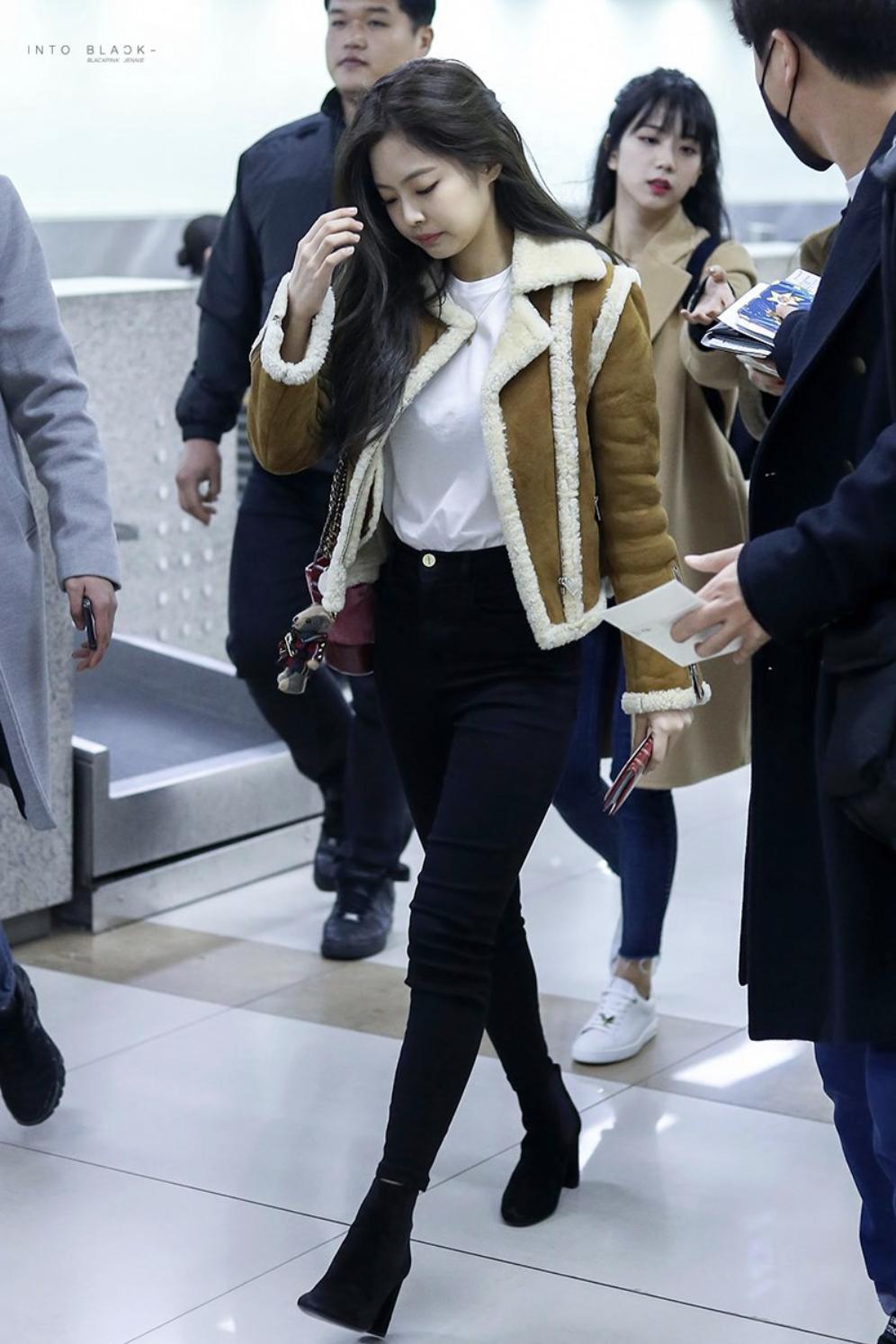 Blackpink Outfit Ideas: #JennieKim #Jennie #Blackpink