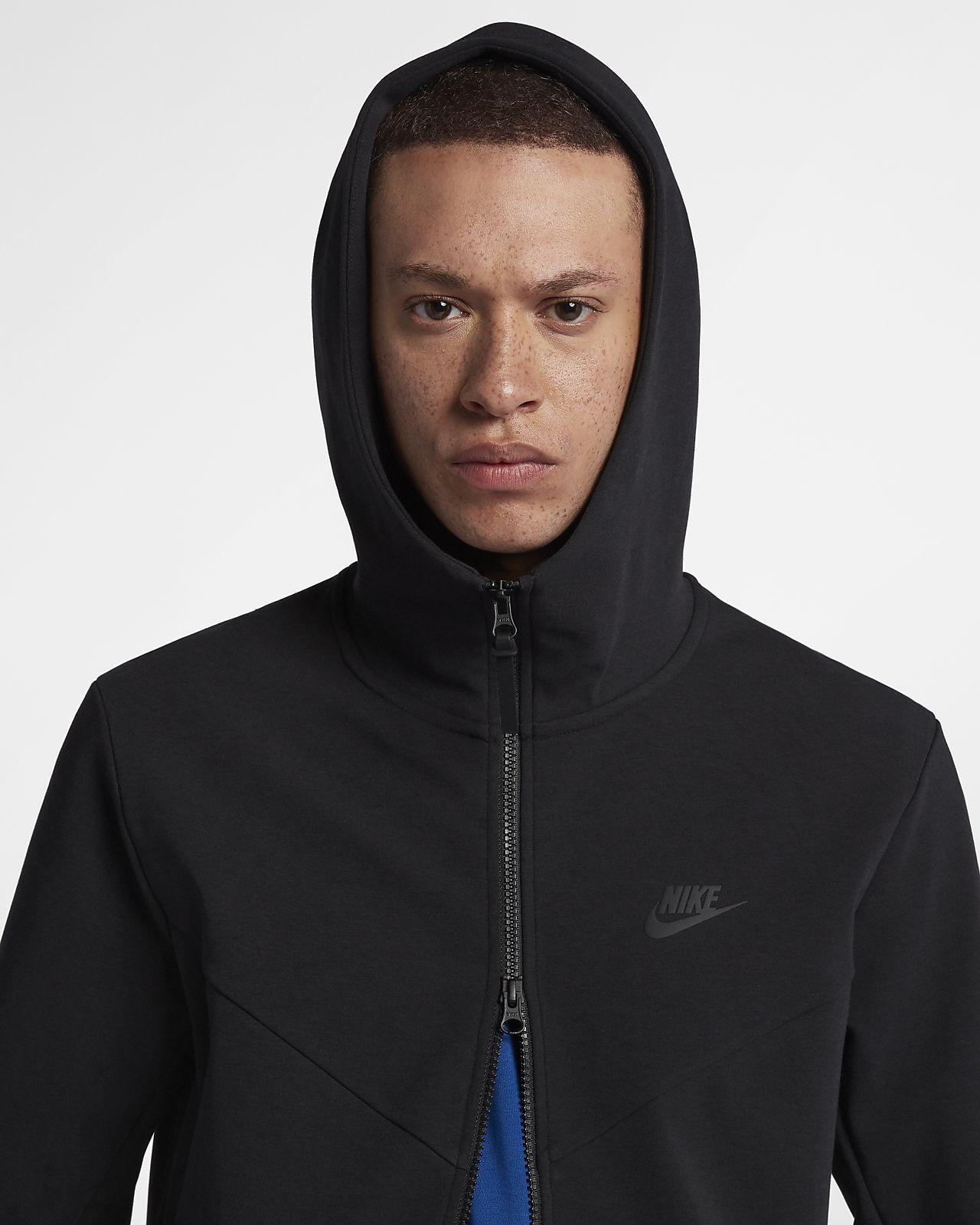 Nike Sportswear Tech Pack Men's Full Zip Hoodie. GB