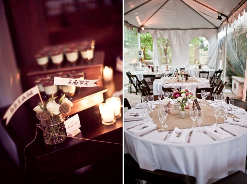 I Like The Square Burlap In The Center Of The Table Instead Of A Burlap  Runner