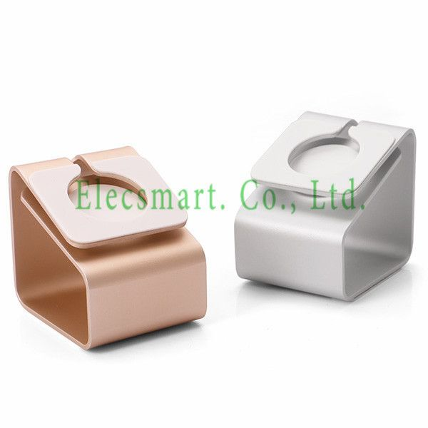 Find More Jewelry Packaging & Display Information about New Aluminum Luxury i Watch Desktop Stand Charger Dock Station for Apple Watch 42mm 38mm Metal Cradle,High Quality watch diy,China watch golden Suppliers, Cheap watch strap link removal tool from Elecsmart Co., Ltd. on Aliexpress.com