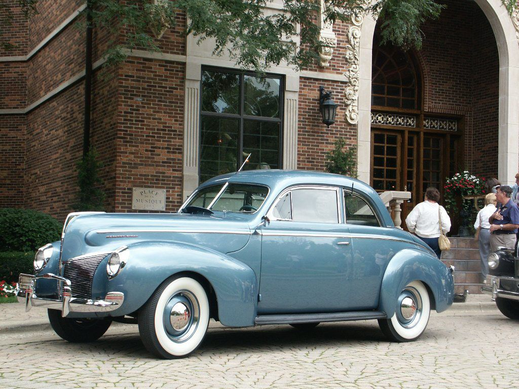 1940 Mercury Coupe Mercury Cars Lincoln Cars Classic Cars Trucks