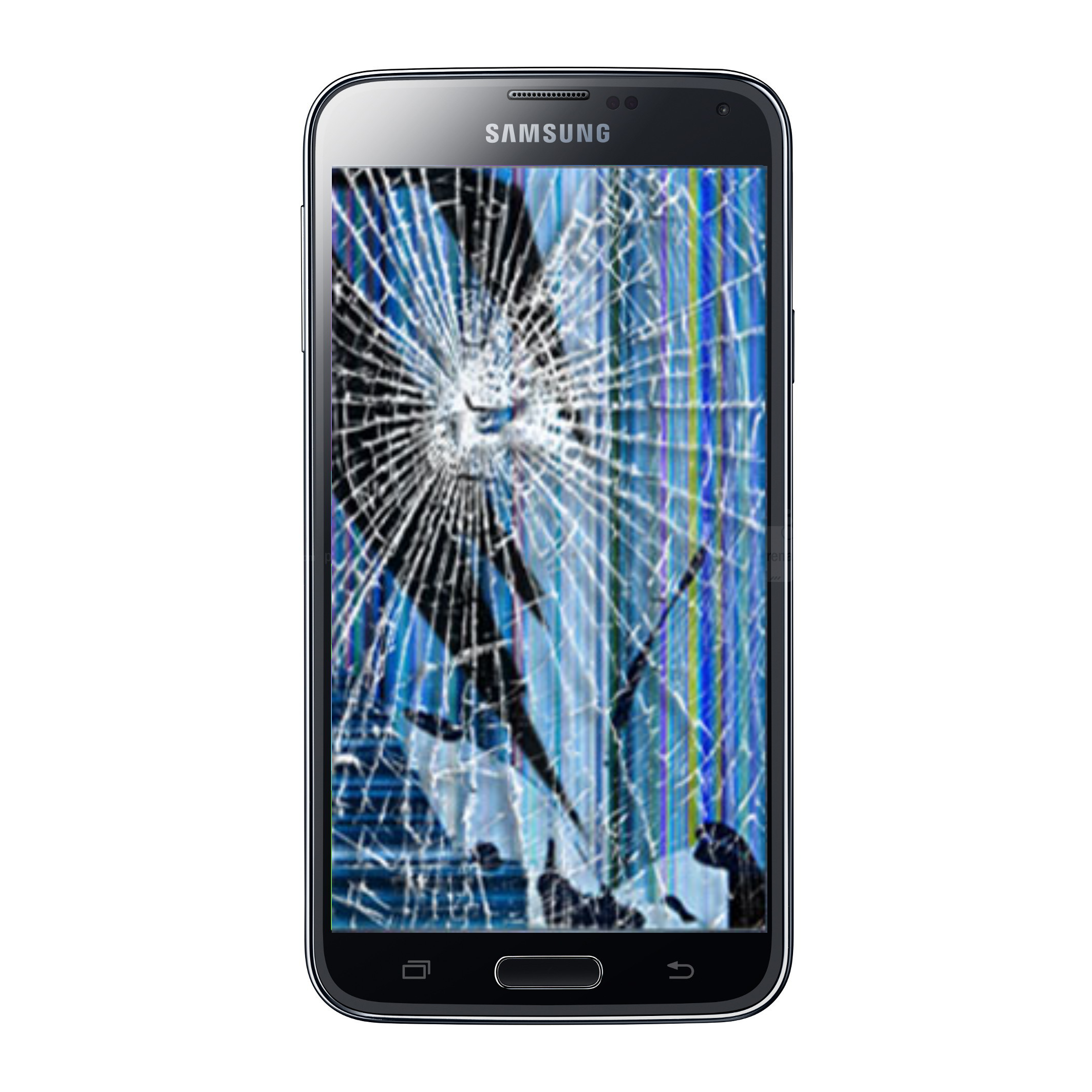 How to fix a cracked Galaxy S5 screen. Mobilerepairs4u
