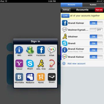 Download of the Day: IMO For iPad  - www.geeksugar.com