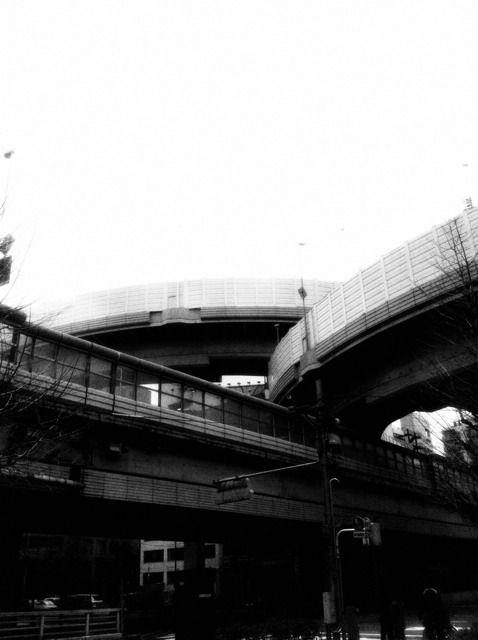 Junction / iPhonegraphs by Mineki Sato