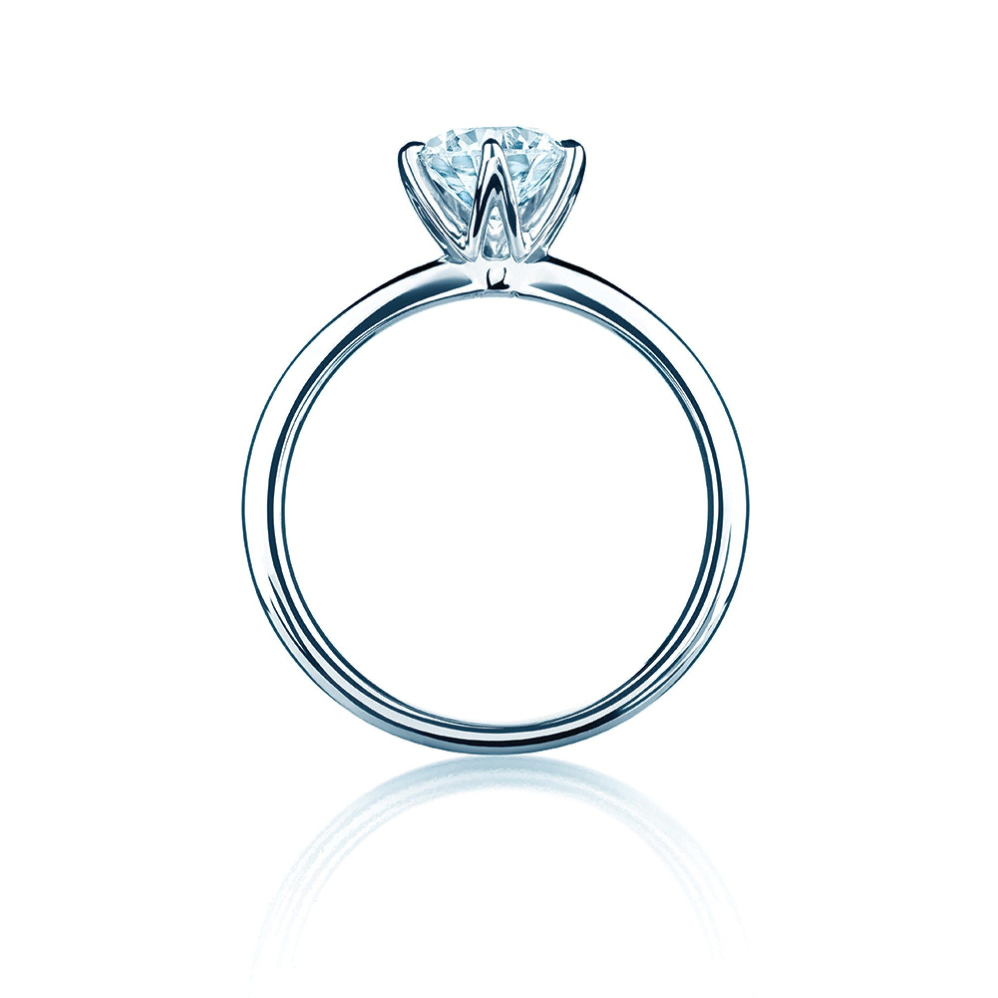 Birks North Star Platinum Diamond Engagement Ring Dream Engagement Rings
