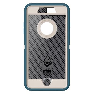 new concept 74260 0f047 OtterBox iPhone 8 Plus/7 Plus Case Defender - Big Sur, Blue ...