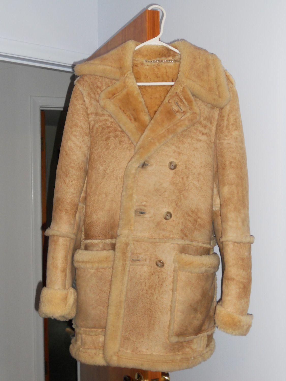 Classic Sheepskin coat | Old School Hip Hop | Pinterest ...
