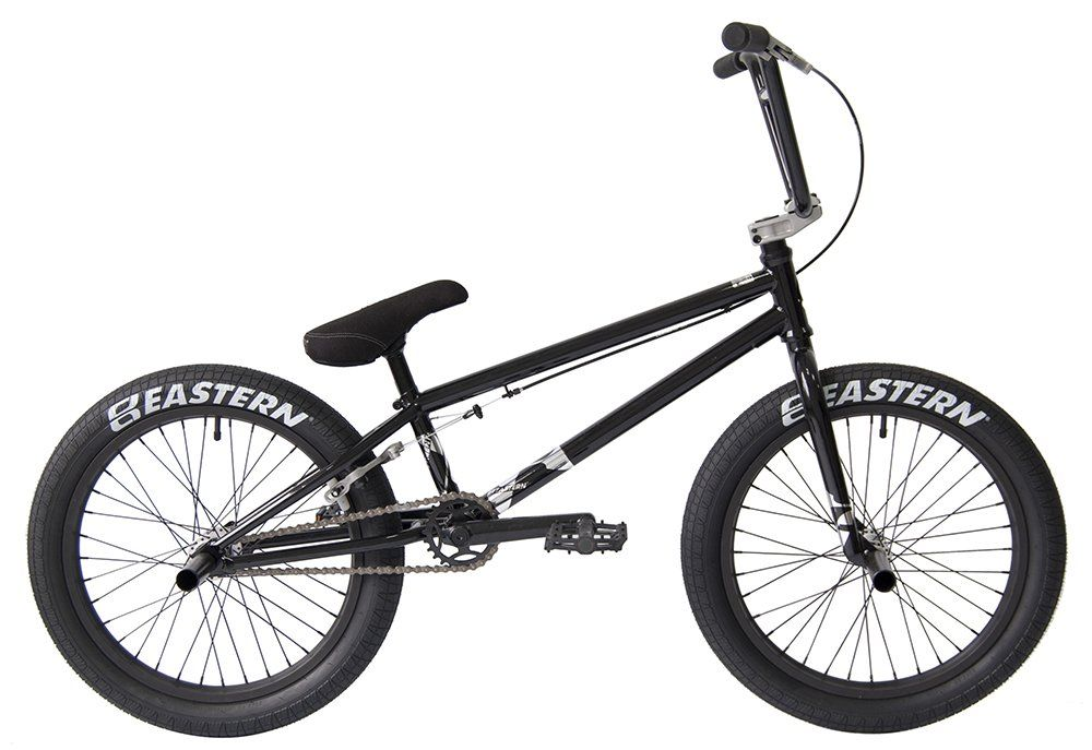 Eastern Bikes Element Bmx Bicycle Gloss Black 20 One Size Lightweight Bmx Bike By Eastern Bikes With Sealed Bearing Headset A Bmx Bicycle Bmx Bikes Bicycle