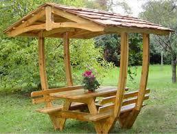 Resultado de imagen para sillas de madera para jardin - Sillas madera jardin ...