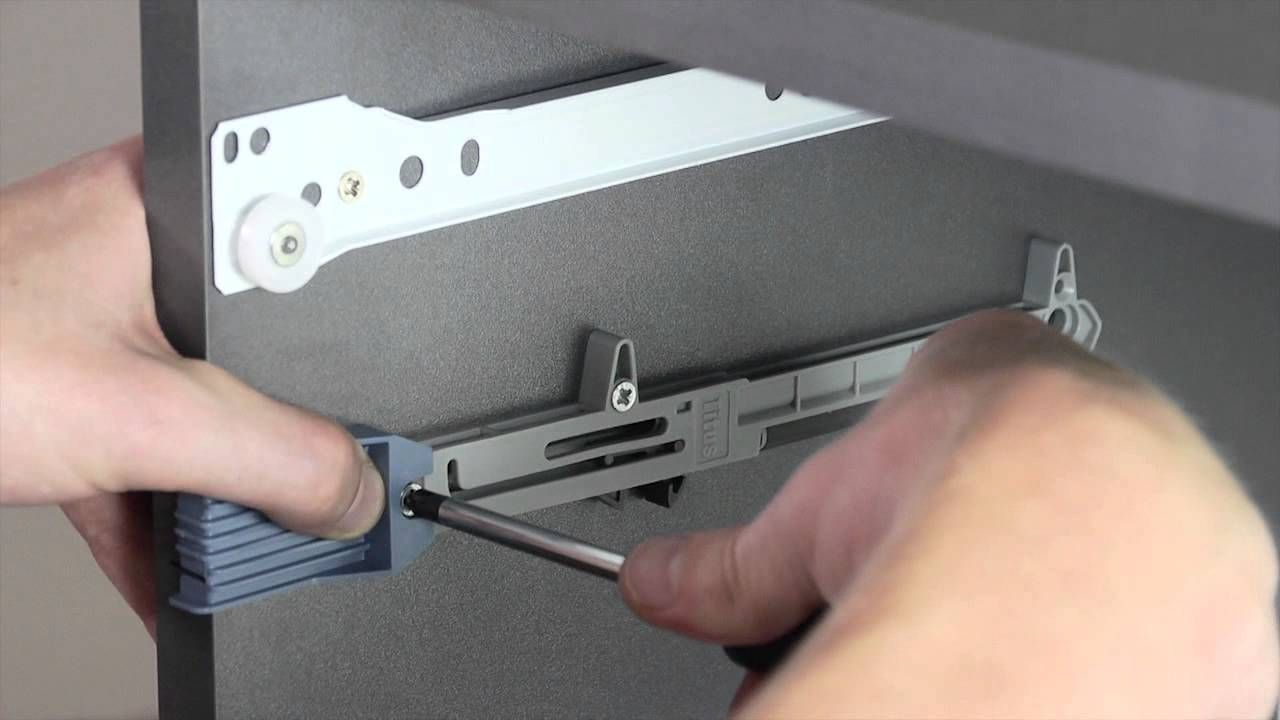 Cowdroy Diy Soft Close Adaptor For Metal Drawers Metal Drawers Soft Close Drawer Slides Soft Close Drawers