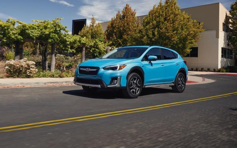 Subaru Crosstrek Limited 2019 Subaru, La auto show
