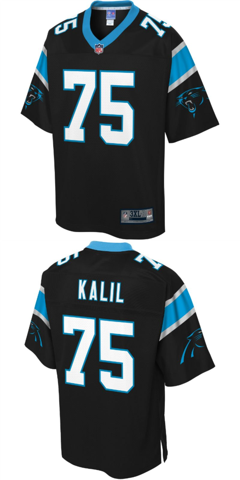 super popular d7181 1facd UP TO 70% OFF. Matt Kalil Carolina Panthers NFL Pro Line Big ...
