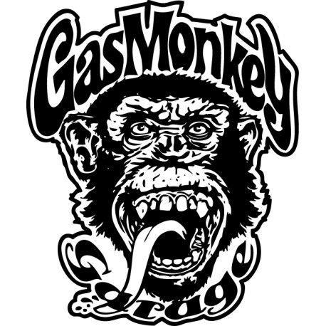 Abrigos de gas monkey
