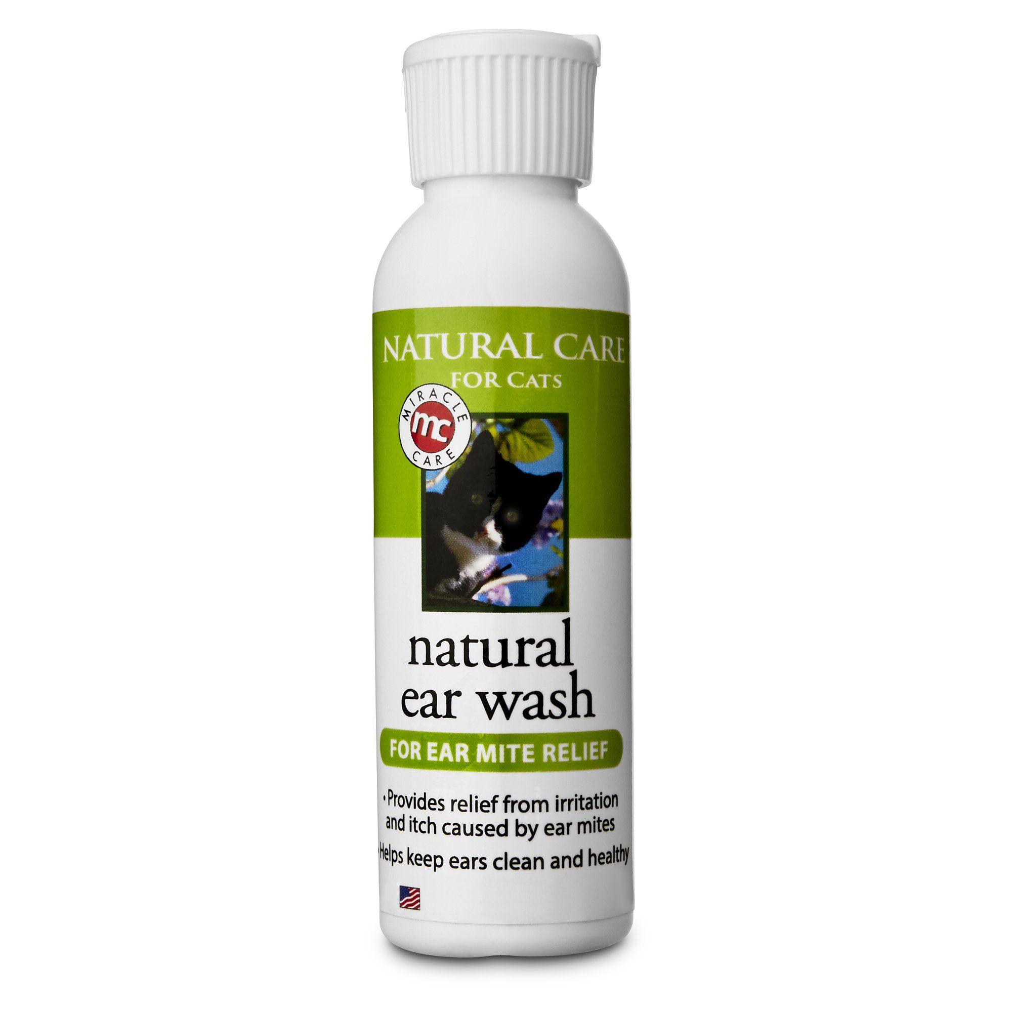Gimborn Natural Care Cat Ear Wash, 4 fl. oz., 4 FZ (With