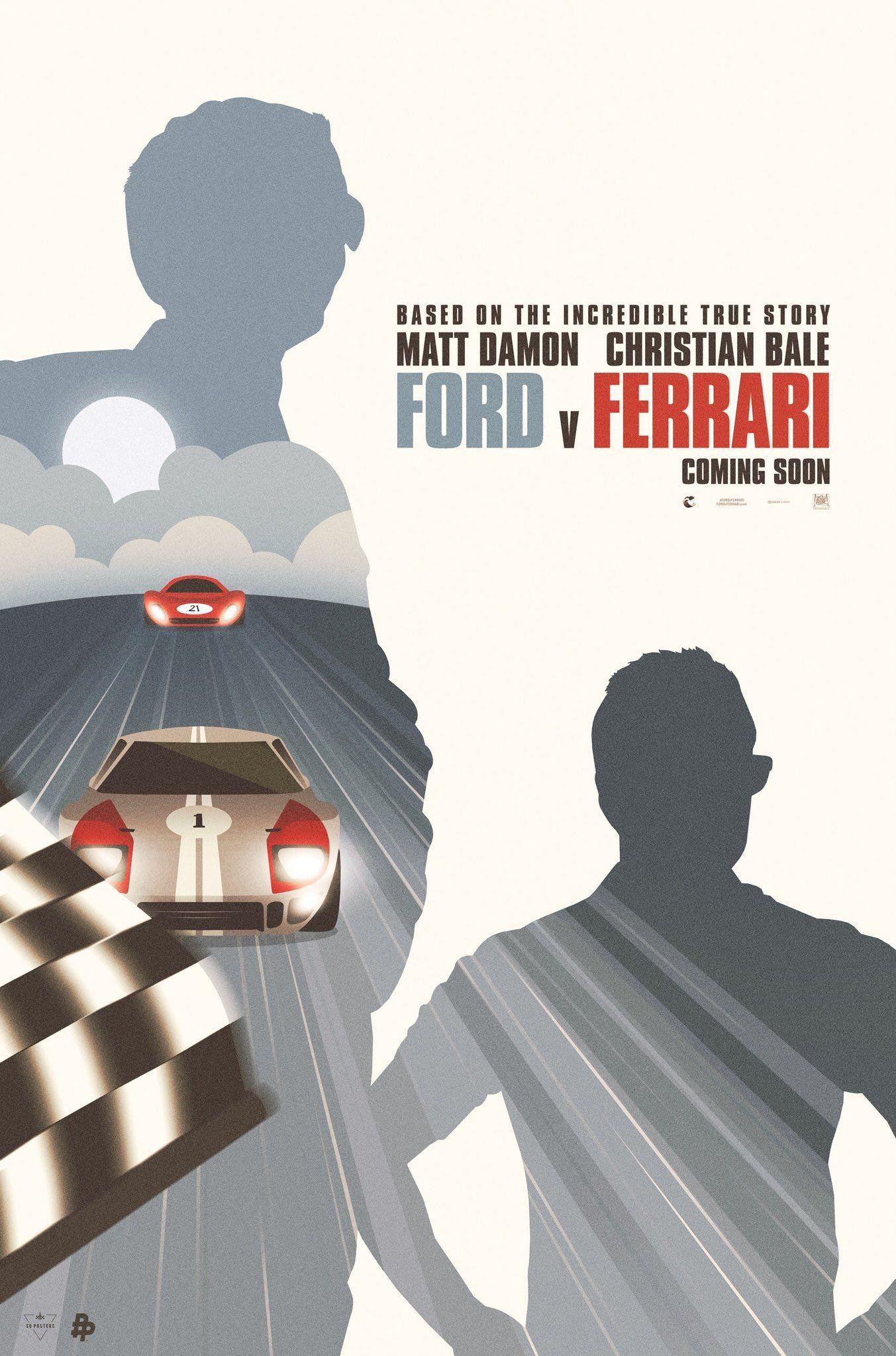 Ford V Ferrari In 2020 Ferrari Le Mans Ford