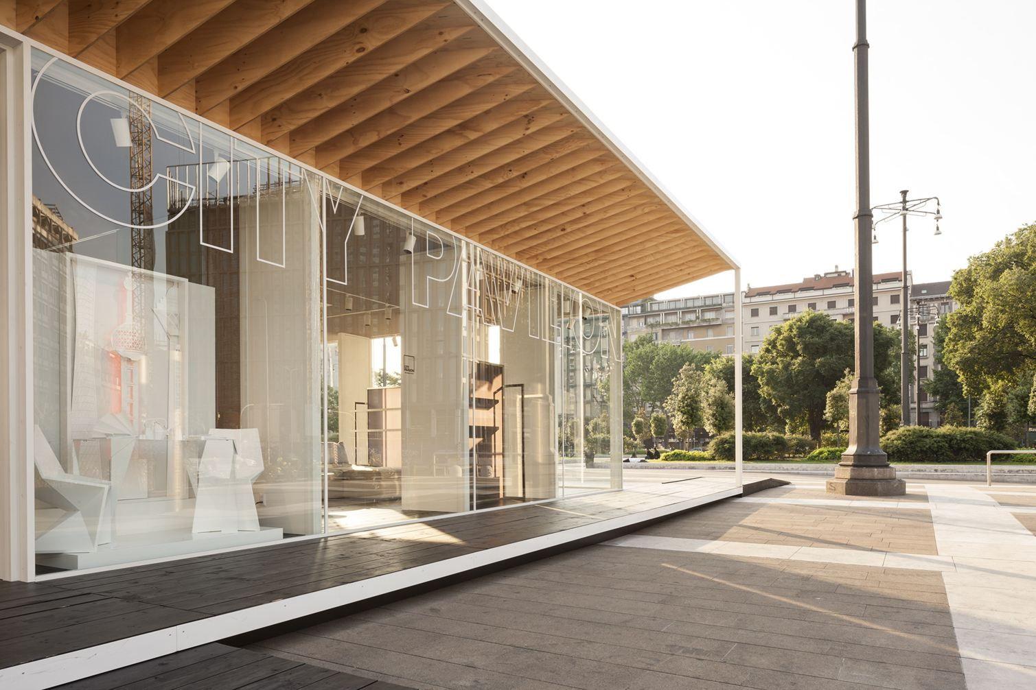 City Pavilion - Picture gallery